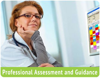 Professional Assessment and Guidance