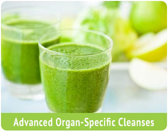 Advanced Organ Specific Cleanses